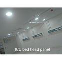 Mild Steel Icu Bed Head Panel