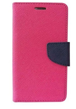 the latest f5447 7222f Flip Cover Case For Gionee P5 Mini Pink