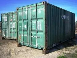 MS Dry Cargo Container