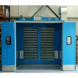Dry Paint Booth, Automation Grade: Semi Automatic