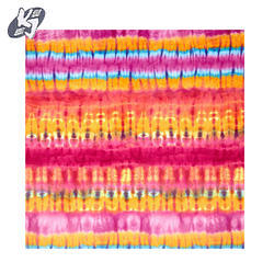 Tie Dye Scarves Fabric