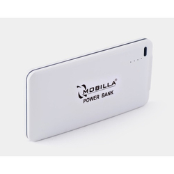 4000 mAh Slim Mobile Power Bank