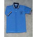 Blue School Uniform T Shirt