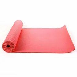 Friends Red Yoga Mats PVC Material 4mm