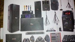 JBL dj sound system