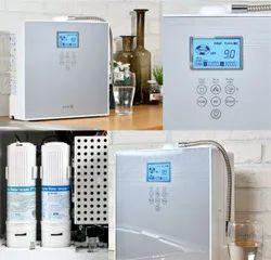 Alkaline Water Purifier 7 Plates Titanium Platinum 9 Levels of Ph With -1000 ORP