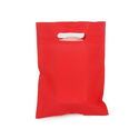 Non Woven Red Shopping Bag, Size: 5 Kg