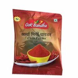 15Gm Arya Red Chilli Powder, Packets