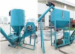 Cattle Feed Pellet Mill Plant
