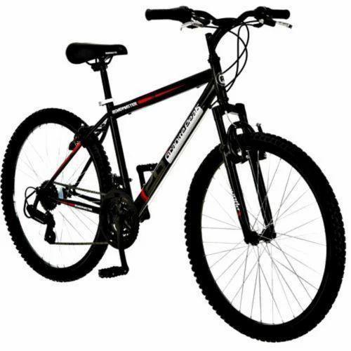 Roadmaster Black Mens Mountain Bicycle Maharashtra Cycles Tyres