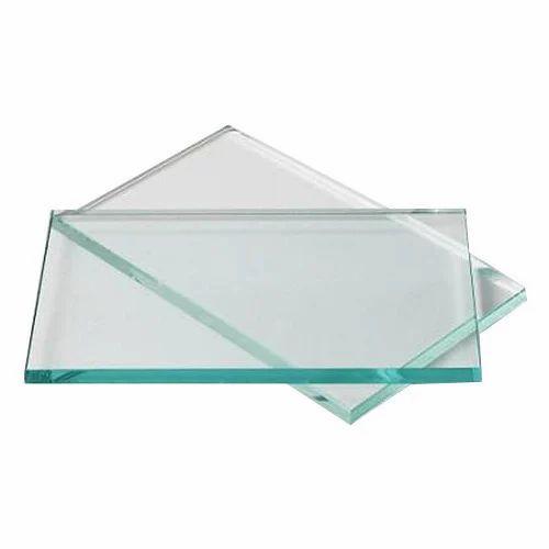 Transparent Plain Glass Sheet, Rs 36 /square feet Hindustan Glass | ID:  19432421830