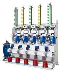 Automatic Yarn Winding Machine