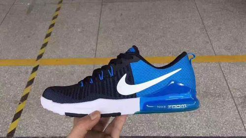 2ddf92de8e5 Men Blue   Black Nike Running Shoes