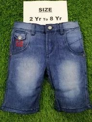 Kids Denim Short