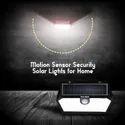66 LED Solar Powered Light with Motion Sensor