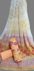 Bagru Printed Dress Material