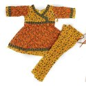 Kids Cotton Anarkali Suit