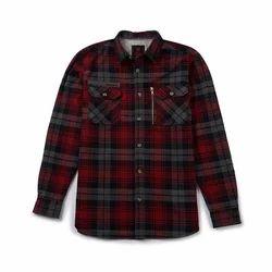 Royal Enfield Big Bear Run Checkered Shirt