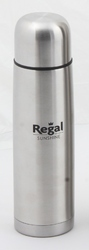 Sunshine Silver Thermos Flask, Capacity: 350ml
