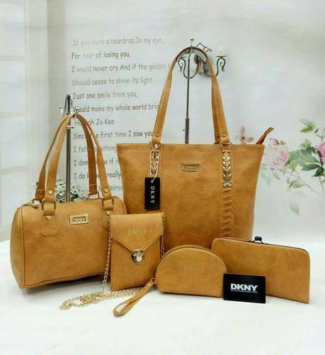 256fd252a DKNY 5 Piece Combo Bag, Women Fashion Bags, महिलाओं के ...