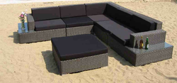 Garden L Shaped Sofa
