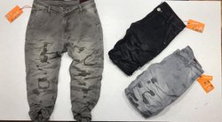 Lycra Faded Zeenjer Torn Jeans, Waist Size: 30 To 36 Inch
