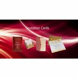 2-5 Days Invitation Card Printing Service, Pan India