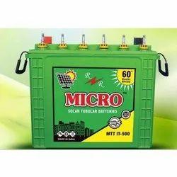 MTT IT- 500 Solar Tall Tubular 220 Ah Batteries