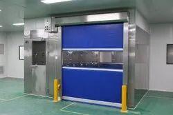 WIPL Air Shower (Cargo)