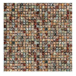 Brown Stone Mosaic Wall Tile