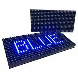P10 Blue LED Display Panel Module