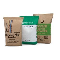 Biodegradable Protein Powder Packaging Bag