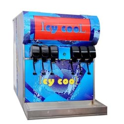 Icy Cool Cold Drink Making Machine
