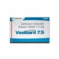 Vesigard 7.5 mg