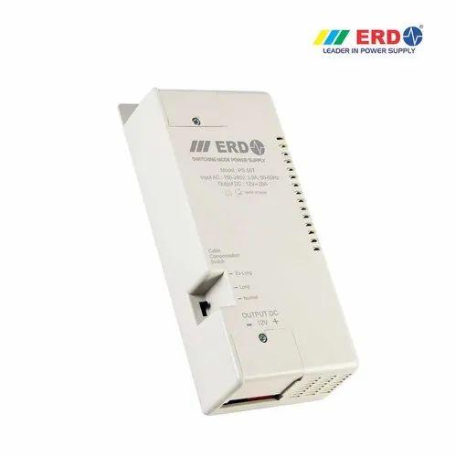 CCTV POWER SUPPLIES - 4 Channel CCTV Power Supply Manufacturer from