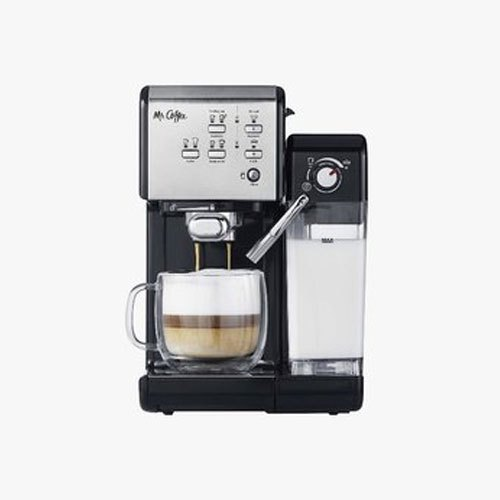 Mr. Coffee Stainless Steel,Plastic Automatic Cappuccino Coffee Machine, Rs  27000 /unit | ID: 20848487012