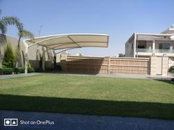 Tensile Shed Structure