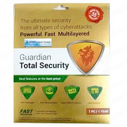 Anti-Virus Guardian Total Security