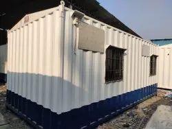 Steel Modular Porta Cabin