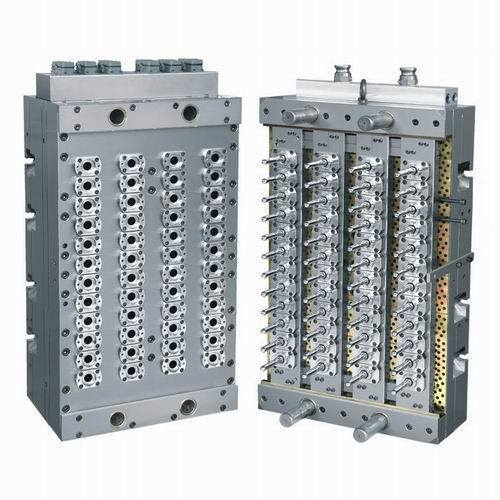 24 Cavity Preform Mould For PCO 1881 Neck Finish, For CSD Drinks