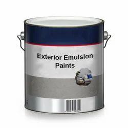 Exterior Premium Emulsion Paint, Packaging Type: Plastic Bucket
