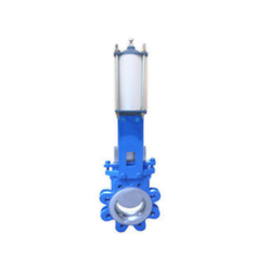 Pneumatic Knife Gate Valves