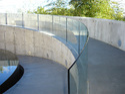 Toughened Railing Glass