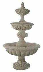Designer Stone Fountain