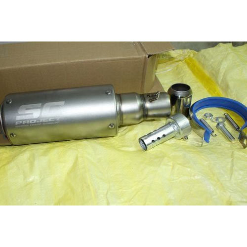 SC Project Exhaust Silencer, Sai Shop Online | ID: 18784666130