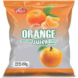 Fruits Flavored Candy Pouch