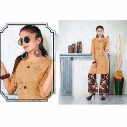 Casual Wear Anarkali Suit Ladies Designer Suits