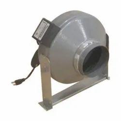 Electric Circular Inline Fan, 3-4 Kg, 2000-2800 Rpm