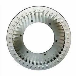 6 Holes No Embossed GI Single Impeller