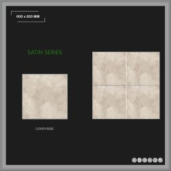 Cloudy Beige Digital Flooring Vitrified Tiles